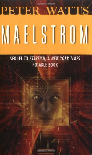 9780812566796: Maelstrom (Rifters Trilogy)