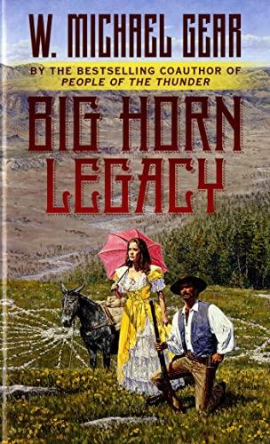 9780812567243: Big Horn Legacy