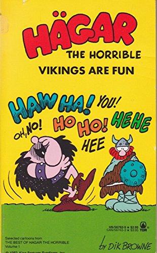9780812567625: Hagar the Horrible: Vikings Are Fun
