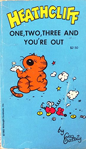 9780812568141: Heathcliff: One, Two, Three and You're Out (Here's Heathcliff, Vol 2)