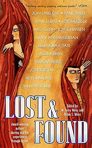 9780812568660: Lost and Found: Award-Winning Authors Share Real-Life Experiences