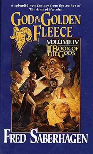 9780812570021: God of the Golden Fleece (Book of the Gods)