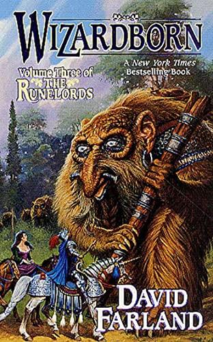 9780812570700: Wizardborn (The Runelords, Book 3)