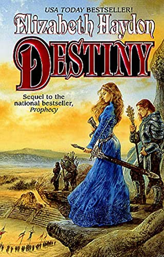 9780812570830: Destiny: Child of the Sky (Rhapsody Trilogy Book 3) (The Symphony of Ages)