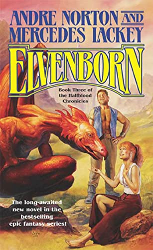 9780812571233: Elvenborn: Book 3 of the Halfblood Chronicles