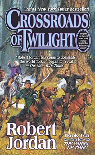 9780812571332: Crossroads of Twilight (Wheel of Time, Book 10)