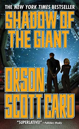 Shadow of the Giant (Ender, Book 8): Orson Scott Card