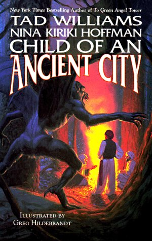 9780812572117: Child of An Ancient City