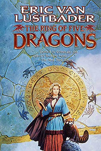 9780812572339: The Ring of Five Dragons (Pearl)