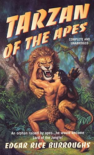 9780812572384: Tarzan of the Apes (Tor Classics)