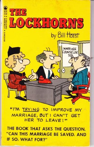 The Lockhorns : I'm Trying to Improve My Marriage: Hoest, Bill