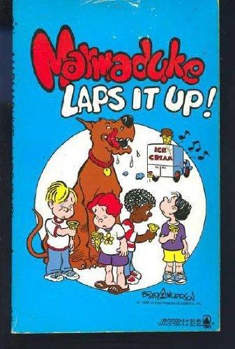 Marmaduke Laps It Up!: Anderson, Brad
