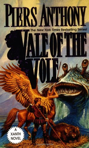 9780812574968: Vale of the Vole (Xanth)