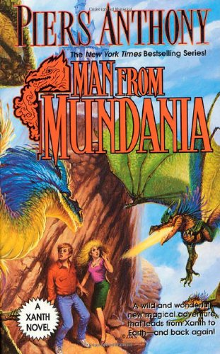 9780812574975: Man from Mundania (Xanth, No. 12)