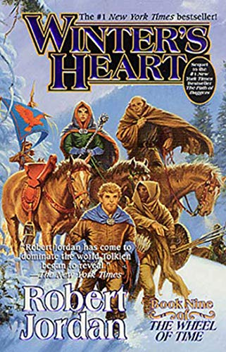 Winter's Heart: Book Nine of Wheel of Time