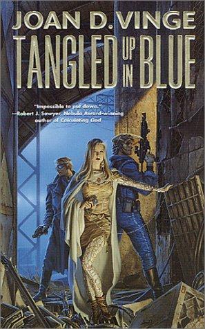 Tangled Up In Blue (Snow Queen): Vinge, Joan D.