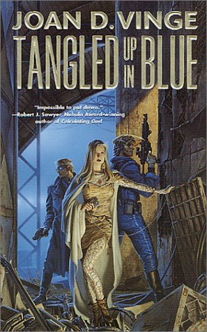 9780812576368: Tangled Up In Blue (Snow Queen)