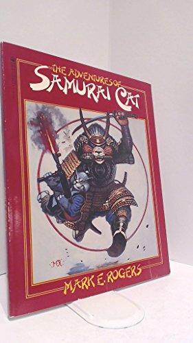 The Adventures of Samurai Cat: Rogers, Mark E.