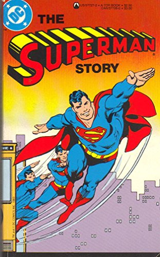 9780812577273: The Superman Story