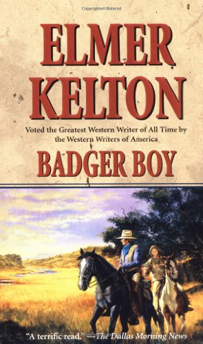 9780812577501: Badger Boy (Texas Rangers)