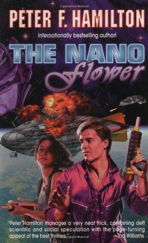 9780812577693: The Nano Flower (Greg Mandel)