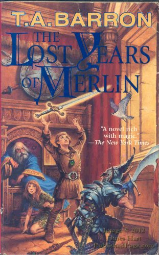 9780812577778: The Lost Years of Merlin