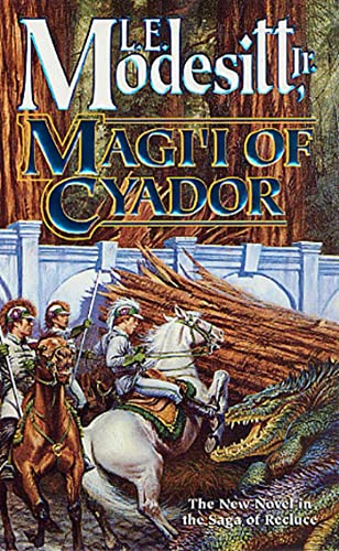 Magi'i of Cyador (The Saga of Recluce)