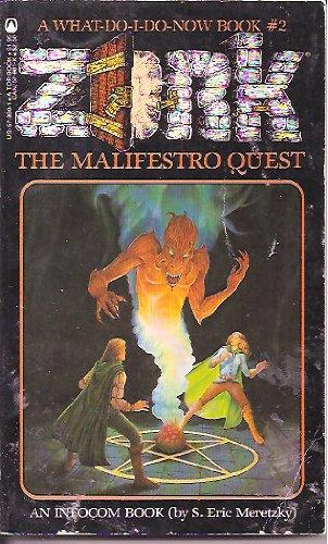 9780812579802: Malifestro Quest: Zork No 2