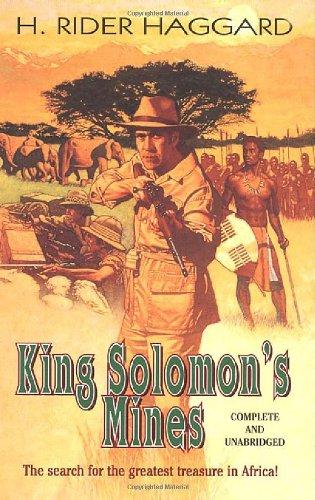 9780812583564: King Solomon's Mines (Tor Classics)