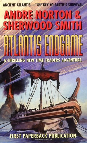 9780812584158: Atlantis Endgame: A New Time Traders Adventure