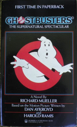Ghostbusters: The Supernatural Spectacular: Richard Mueller