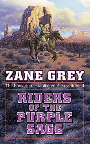 9780812590371: Riders of the Purple Sage