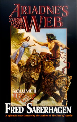 9780812590463: Ariadne's Web ( Book of the Gods, Vol. II )