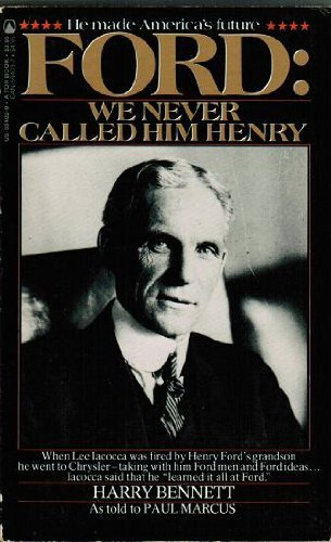 9780812594027: Ford: We Never Called Him Henry