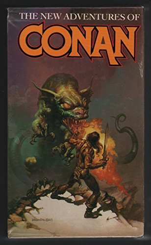 9780812596083: The New Adventures of Conan