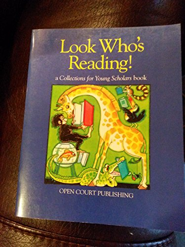 9780812602463: Look who's reading!: A Collection for young scholars book