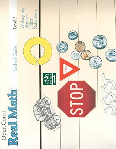 9780812606430: Open Court Real Math Teacher's Guide, Grade 3
