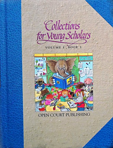 9780812611489: Collections for Young Scholars: Games/Folk Tales : Book 1 (Collections for Young Scholars , Vol 1, No 1)