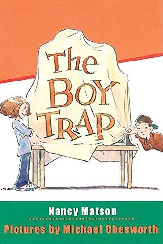 9780812626636: The Boy Trap