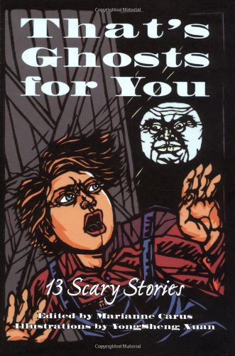 9780812626759: That's Ghosts for You: Cricket Presents Thirteen Scary Stories (Cricket Series)