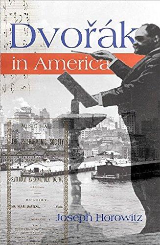 9780812626810: Dvorak in America: In Search of the New World