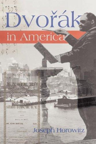 9780812626926: Dvorak in America: In Search of the New World