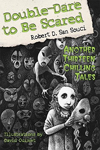 9780812627169: Double-Dare to Be Scared: Another Thirteen Chilling Tales