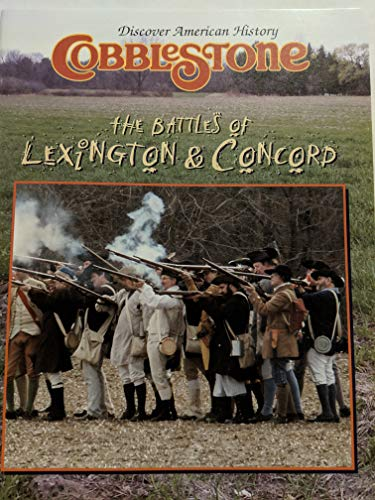 9780812677256: Cobblestone: Discover American History October 2002 (The Battles of Lexington & Concord, 23)
