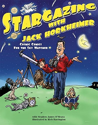 9780812679335: Stargazing with Jack Horkheimer: Cosmic Comics for the Sky Watcher