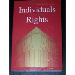 9780812690903: Individuals and Their Rights