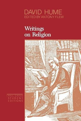 9780812691122: Writings on Religion (Paul Carus Student Editions)
