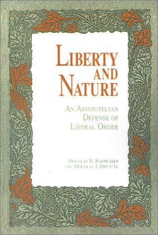 9780812691207: Liberty and Nature
