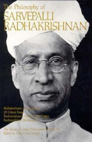9780812691337: The Philosophy of Sarvepalli Radhadkrishnan, Volume 8 (Library of Living Philosophers)