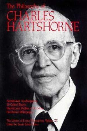 9780812691474: The Philosophy of Charles Hartshorne (Library of Living Philosophers)